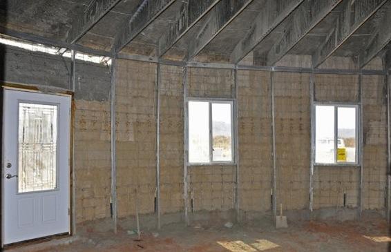 Burlap crete explained sustainable buildings as art for Ferrocement house plans