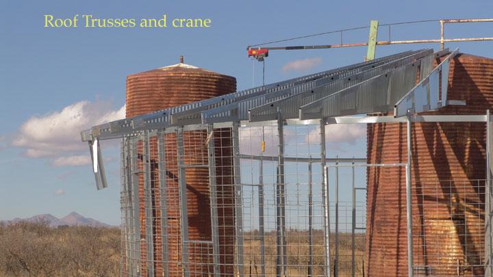 RoofTrussesCrane