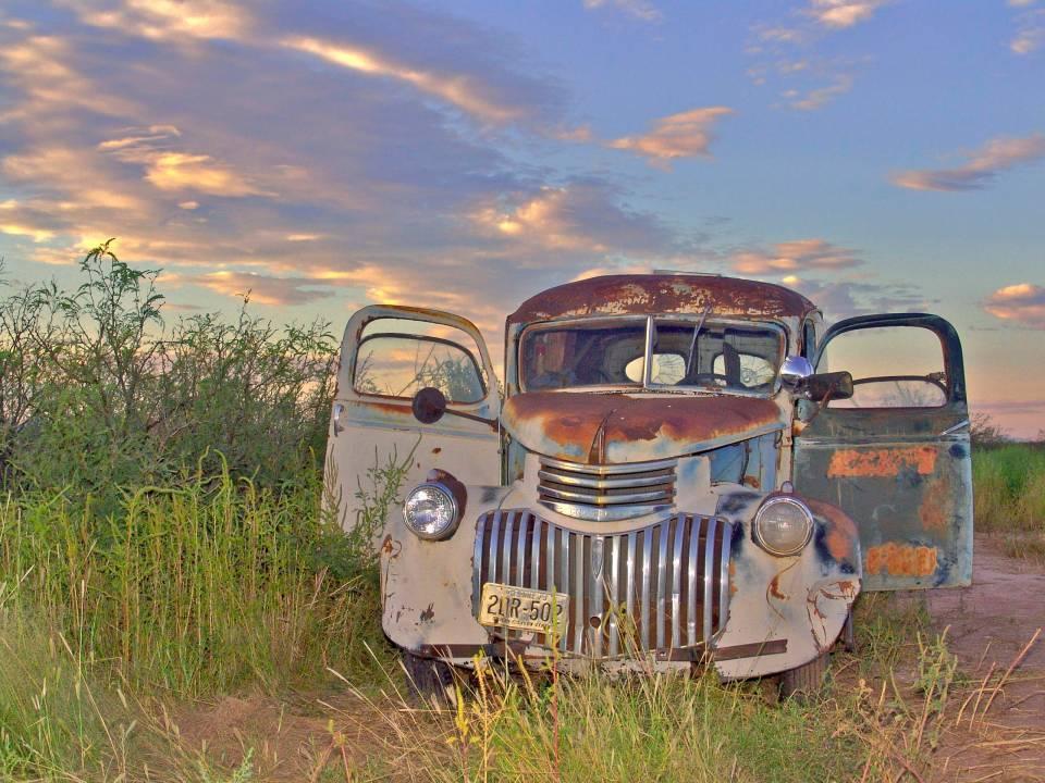 1946 Chevy Panel Truck